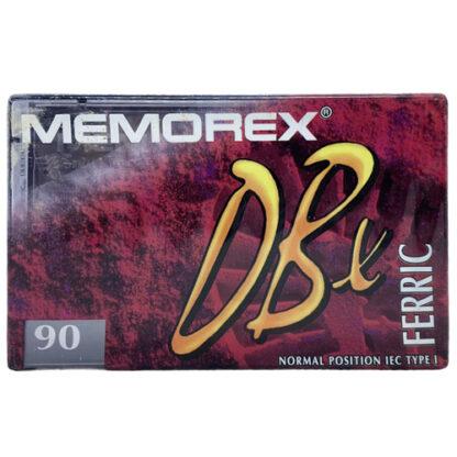 memorex dbx ferric 90