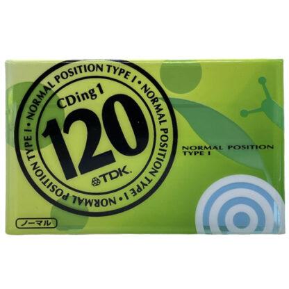 tdk cding 120 (2002-2005 JPN)